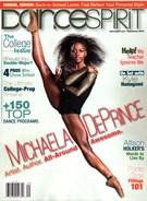 Dance Spirit Magazine 9/1/2015