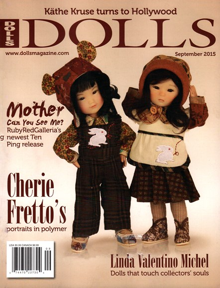 Dolls Cover - 9/1/2015