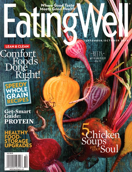 EatingWell Cover - 9/1/2015