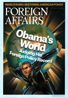 Foreign Affairs Magazine 9/1/2015
