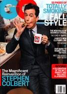 Gentlemen's Quarterly - GQ 9/1/2015