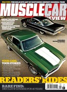 Muscle Car Review Magazine 9/1/2015