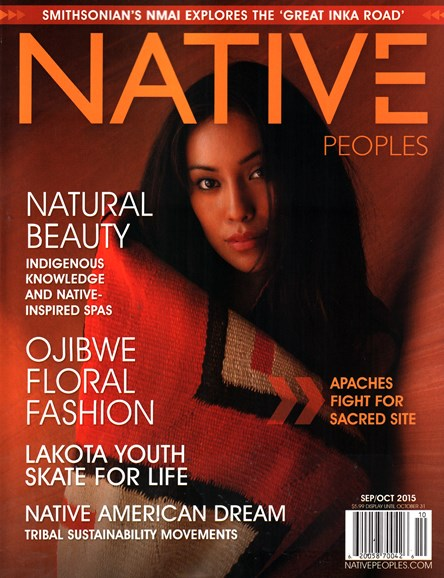 Native Peoples Cover - 9/1/2015