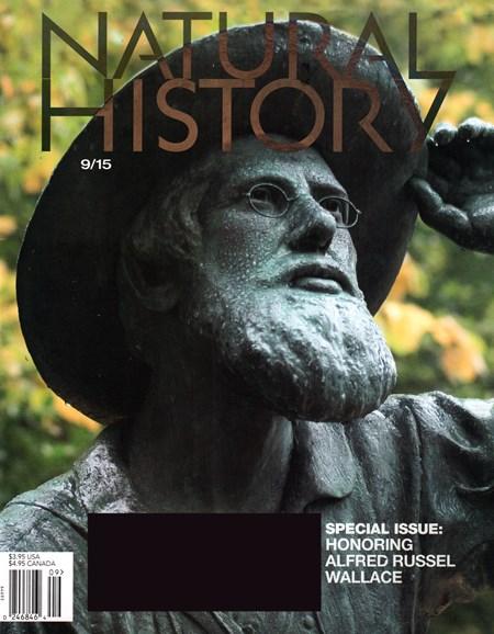 Natural History Cover - 9/1/2015