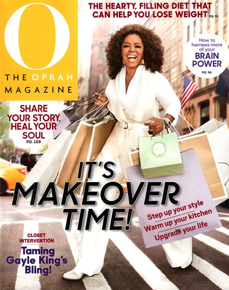 O The Oprah Cover - 9/1/2015