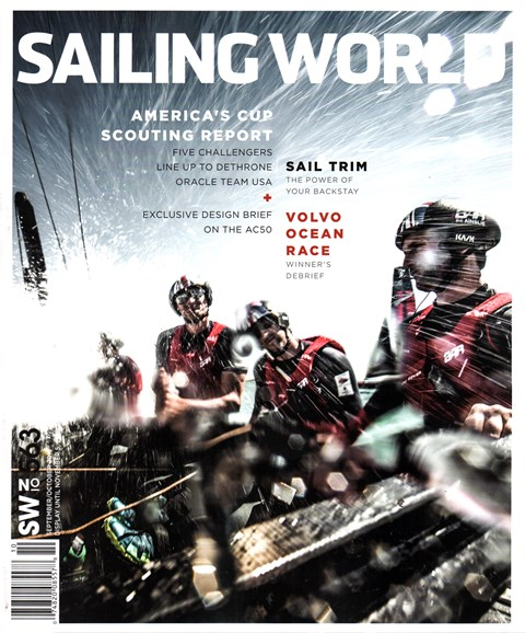 Sailing World Cover - 9/1/2015