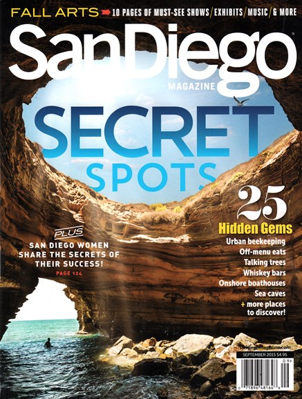 San Diego Cover - 9/1/2015