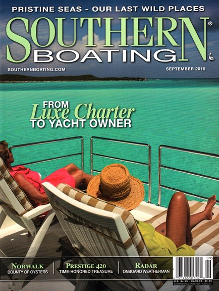 Southern Boating Cover - 9/1/2015