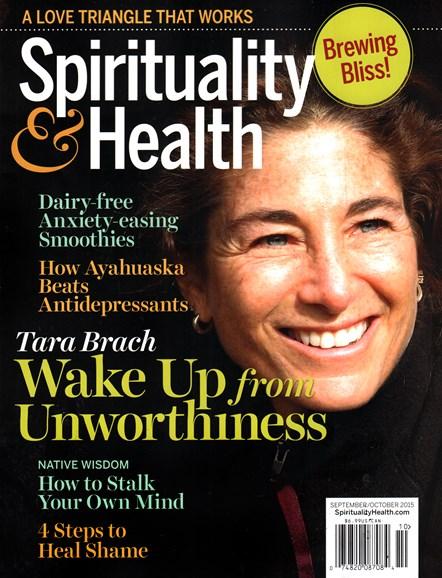 Spirituality & Health Cover - 9/1/2015