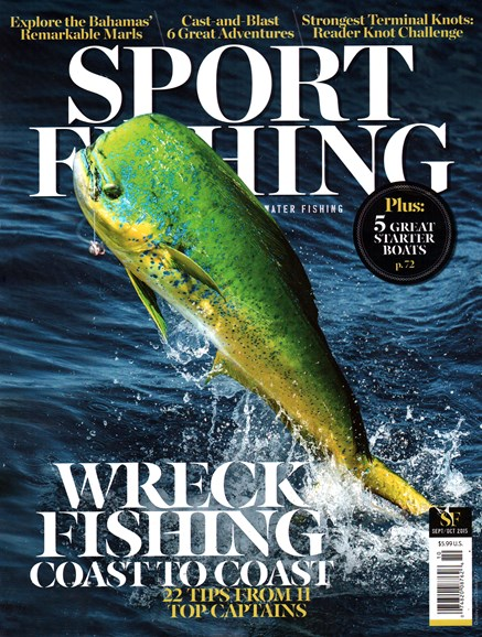 Sport Fishing Cover - 9/1/2015