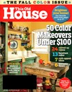 This Old House Magazine | 9/1/2015 Cover