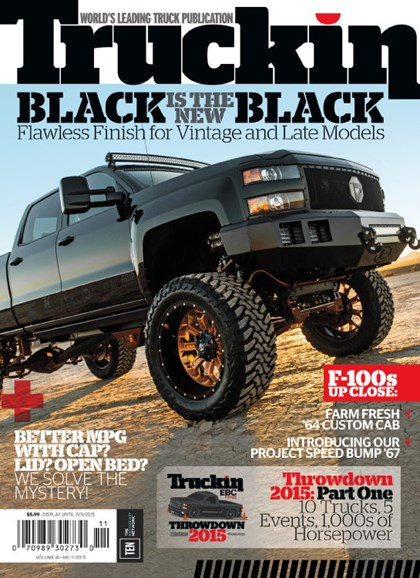 Truckin' Cover - 9/10/2015