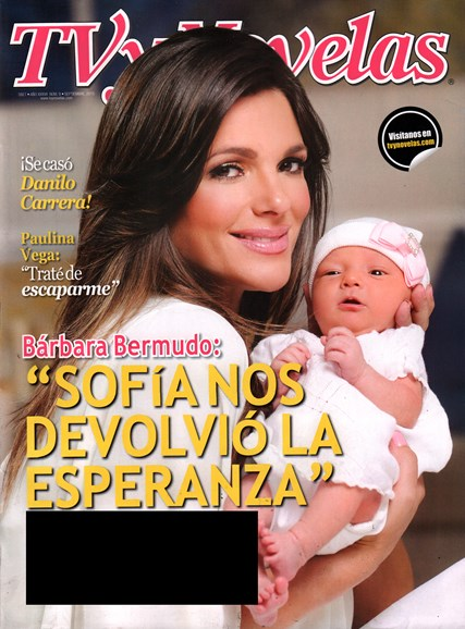 Tv Y Novelas Cover - 9/1/2015