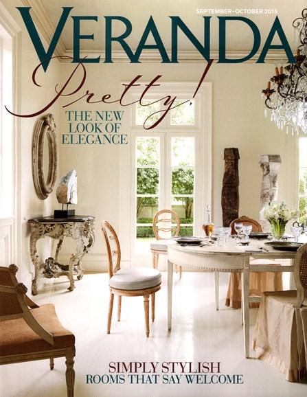 Veranda Cover - 9/1/2015