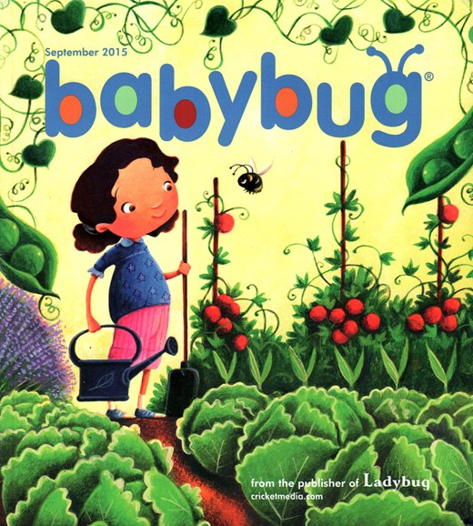Babybug Cover - 9/1/2015