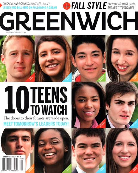 Greenwich Cover - 9/1/2015