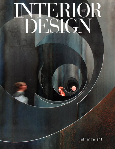 Interior Design Cover - 8/1/2015
