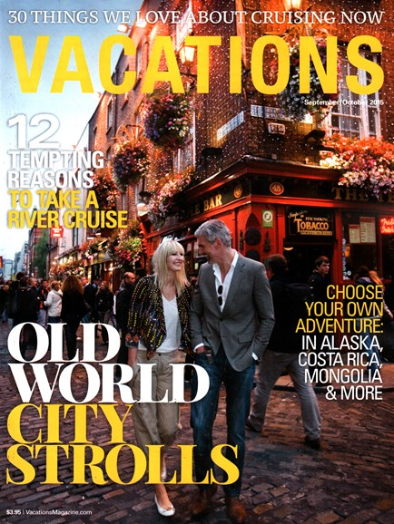 Vacations Cover - 9/1/2015