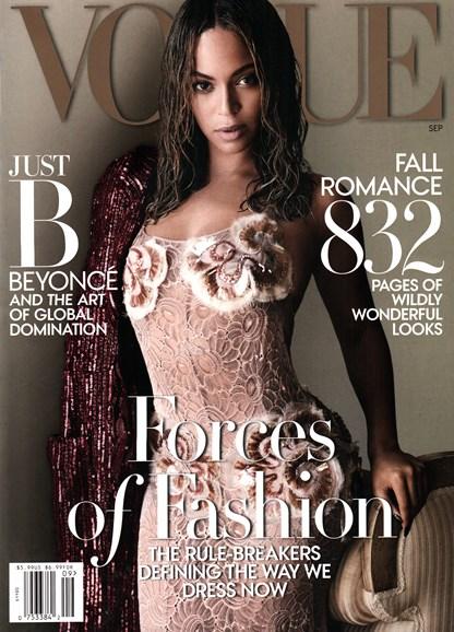 Vogue Cover - 9/1/2015