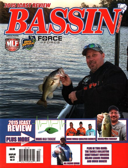 Bassin' Cover - 8/1/2015