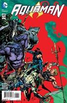 Aquaman Comic 10/1/2015