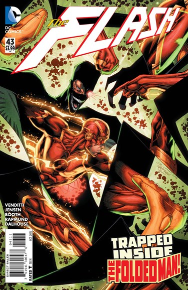 The Flash Cover - 10/1/2015