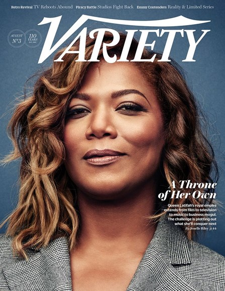 Variety Cover - 8/18/2015