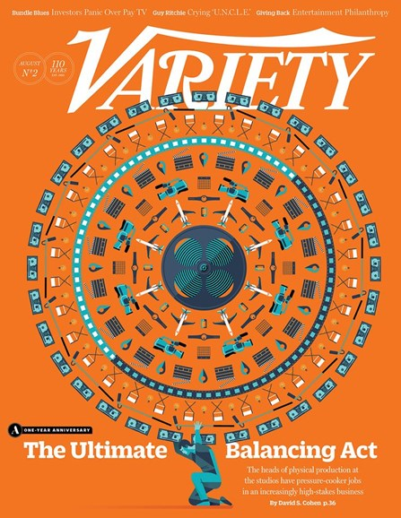 Variety Cover - 8/11/2015