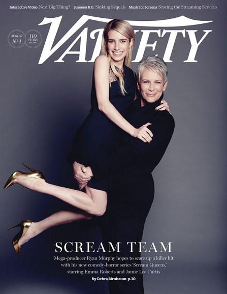 Variety Cover - 8/24/2015