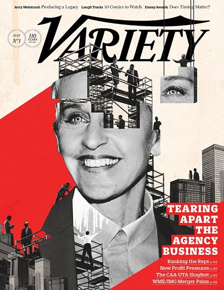 Variety Cover - 7/14/2015