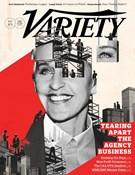 Weekly Variety Magazine 7/14/2015