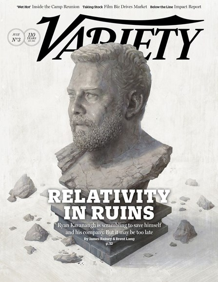 Variety Cover - 7/28/2015
