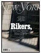 New York Magazine 6/29/2015