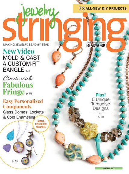 Jewelry Stringing Cover - 6/1/2015