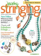 Jewelry Stringing Magazine 6/1/2015