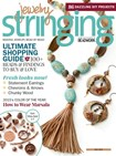 Jewelry Stringing Magazine | 9/1/2015 Cover