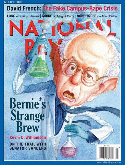 National Review Cover - 7/6/2015