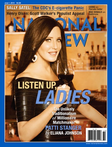 National Review Cover - 6/1/2015