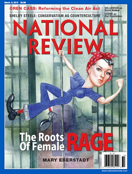 National Review Cover - 3/9/2015