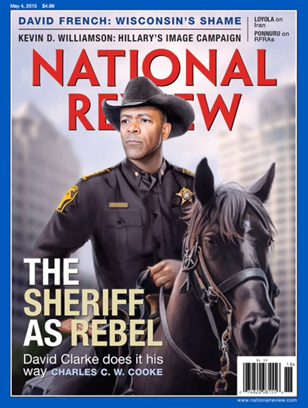 National Review Cover - 5/4/2015
