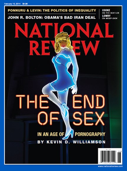 National Review Cover - 2/10/2015
