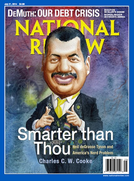 National Review Cover - 7/21/2014