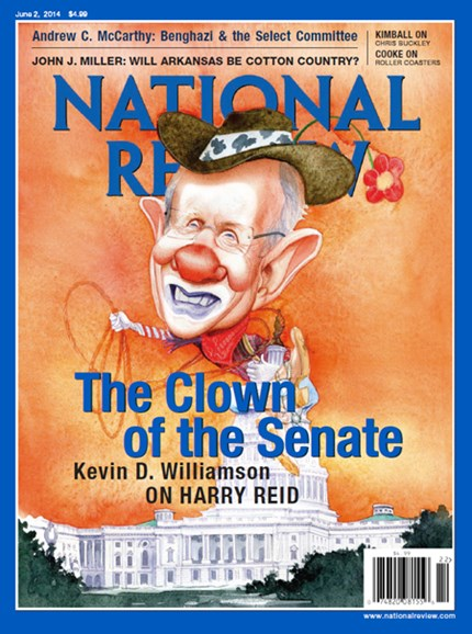 National Review Cover - 6/2/2014