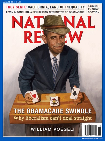 National Review Cover - 3/10/2014