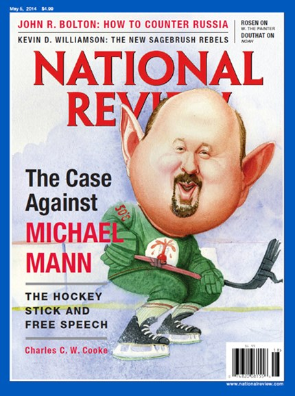 National Review Cover - 5/5/2014