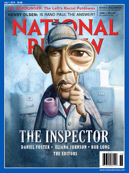 National Review Cover - 7/1/2013