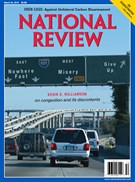 National Review 3/25/2013