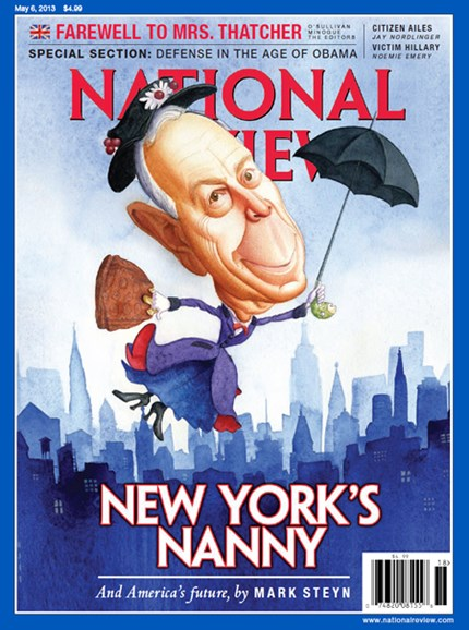 National Review Cover - 5/6/2013