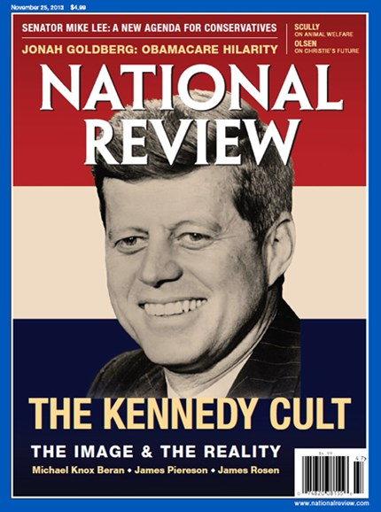 National Review Cover - 11/25/2013