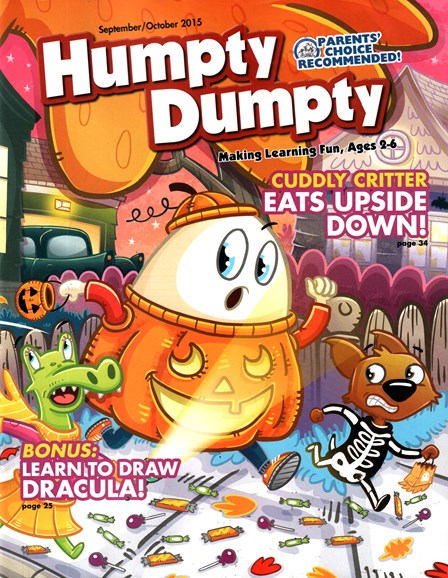 Humpty Dumpty Cover - 9/1/2015